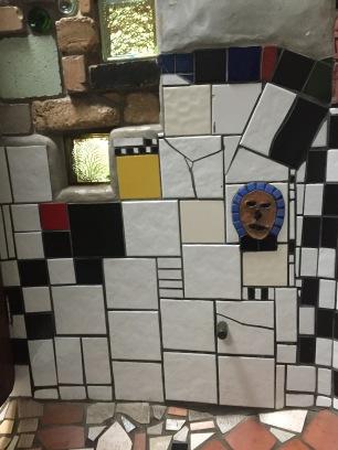Candid stall shot- Hundertwasser toilets