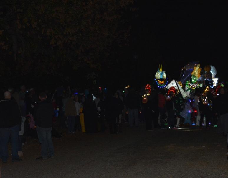 Halloween Lantern Parade 2017